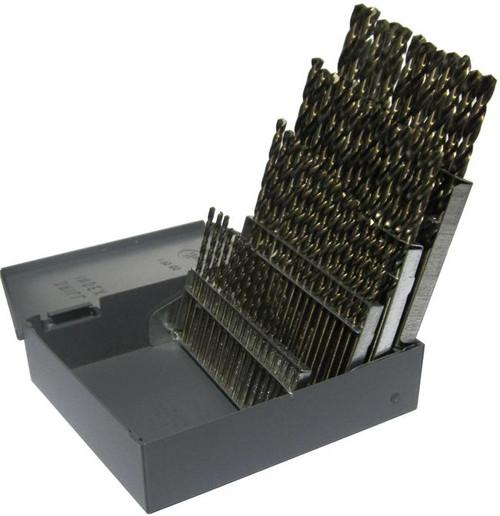 "Length Drill - #32 Stub HSS Screw Machine 12 Pieces .1160/"" - USA"