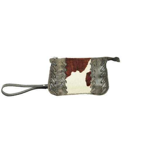 American West Pendleton Pony Leather Event Bag/Wallet - Rodeos, Sporting Events, Concerts
