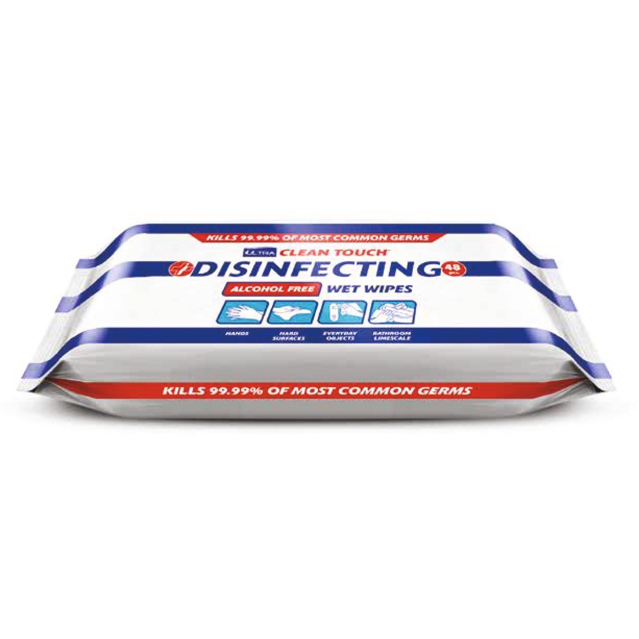 Ultra Clean Touch Disinfectant Wipes - Coming soon. Pre-order now!