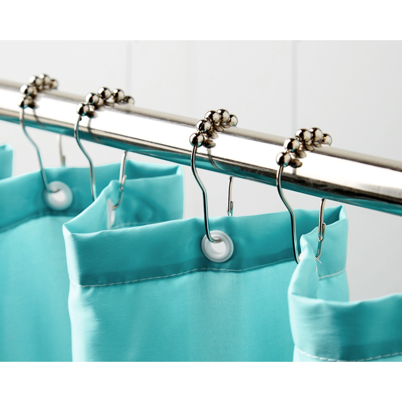 Easy Glide Shower Curtain Hooks
