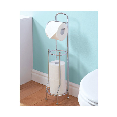 Toilet Roll Holder and Store