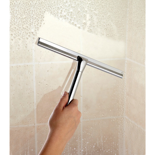 Chrome Shower Squeegee