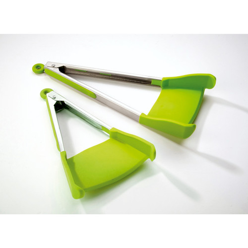 2-in-1 Spatula and Tongs