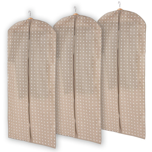 Hanging Large Garment Storage Bag - Set of 3