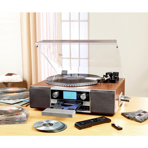 Neostar CD Record Stereo Music System
