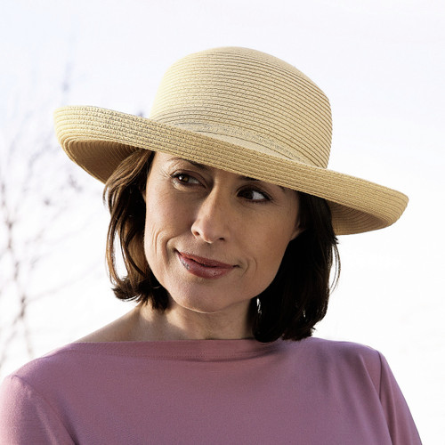 Ladies' Packable Summer Hat