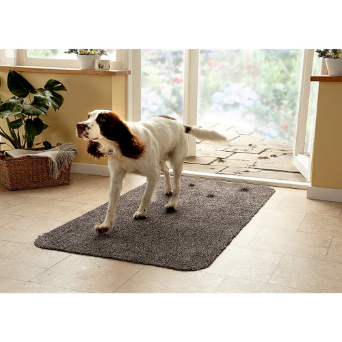 Super-Absorbent Dirt Grabber Mat
