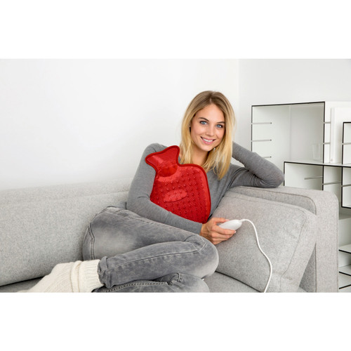 Beurer Hot Water Bottle Shaped Heat Pad