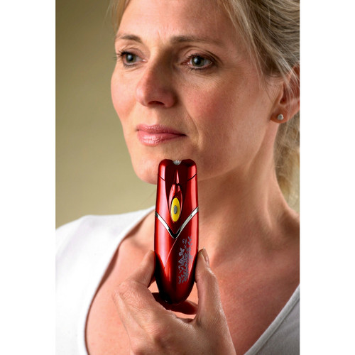 Tweeze Delux Facial Hair Remover with LED Light