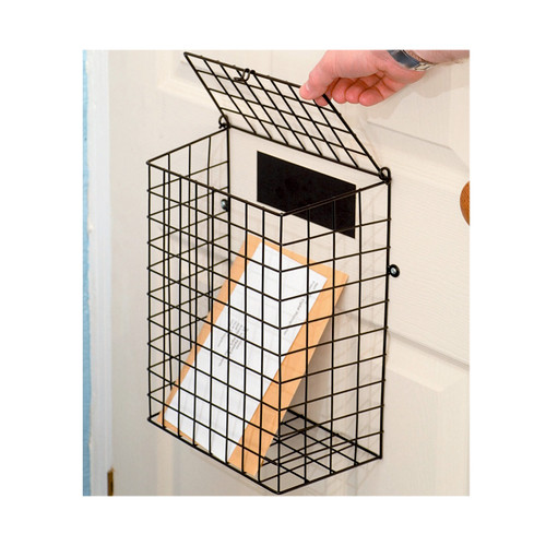 Metal Letter Cage