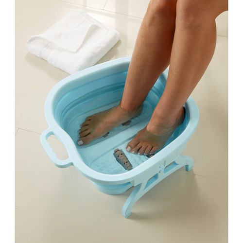 Collapsible Foot Spa