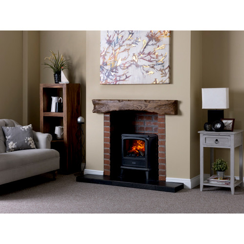 Dimplex Opti-Myst Electric Log Fire-Effect Stove