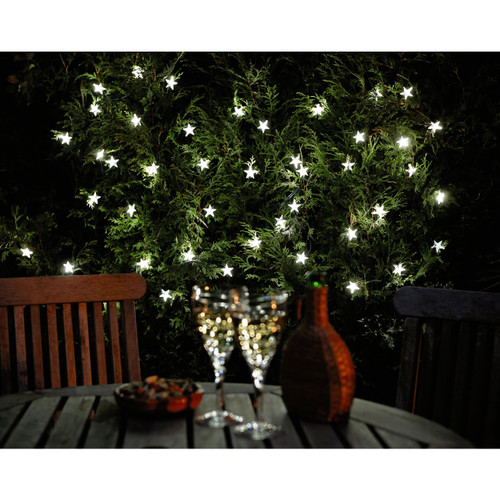 Star Solar String  Lights (50)