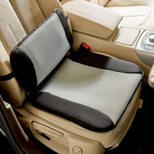 Cooling Lumbar and Car Seat Cushion Set