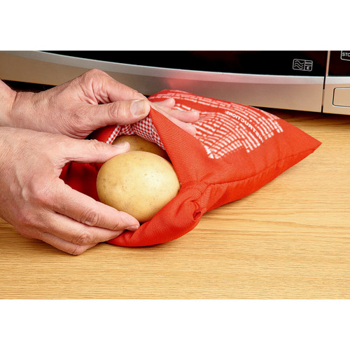 Microwave Potato Bag - Set of 2
