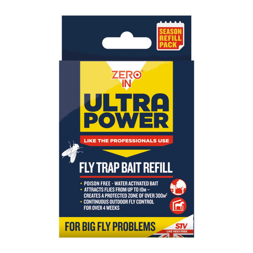 Outdoor Fly Trap Bait Refill