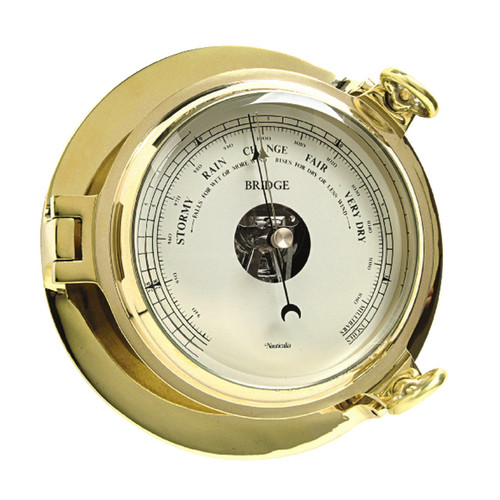 Bridge Wall Barometer