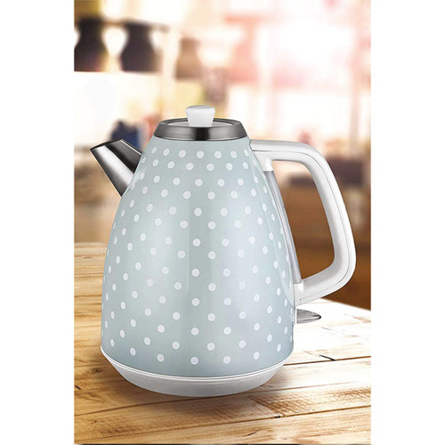 Polka Dot Rapid Boil Kettle - 1.7 litres