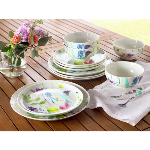 Portmeirion® Water Garden 12-piece Dinner Set