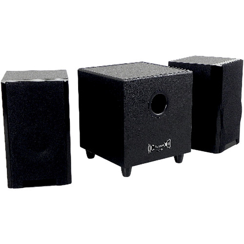 Subwoofer and Speakers Set