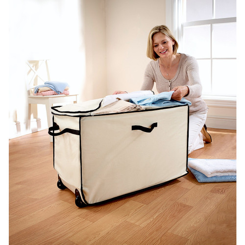 Wheeled Storage Bag