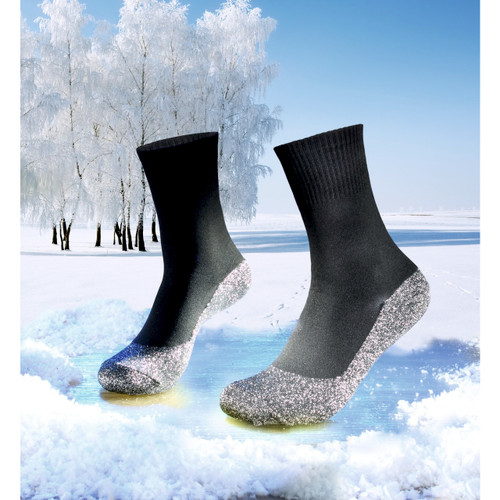 Below Zero Aluminium Fibre Thermal Socks
