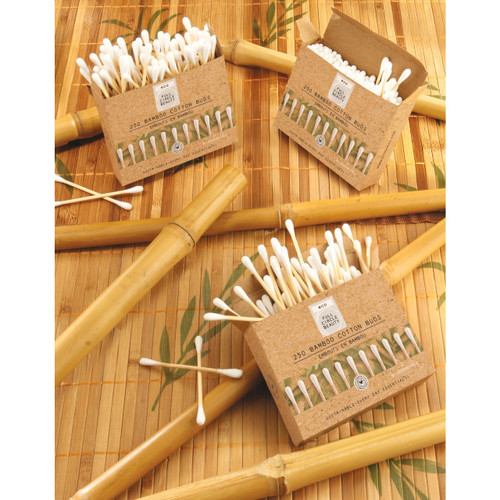 Eco Friendly Cotton Buds - Pack of 500