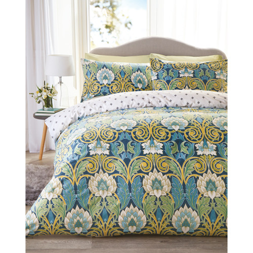 Arts and Crafts Style Duvet Set