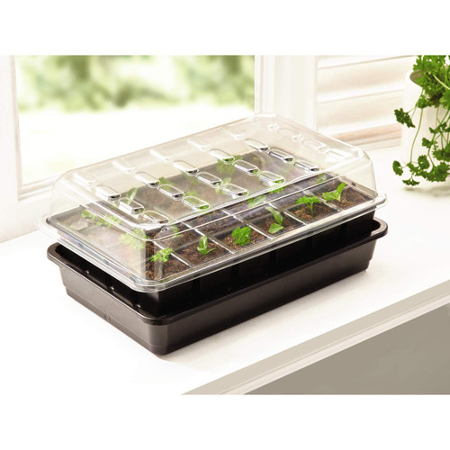 24 Cell Self Watering Seed Propagator