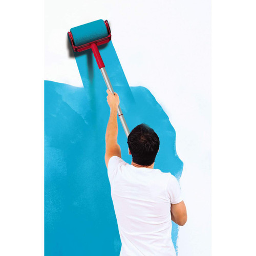 Easy Painter Roller with Extension Pole
