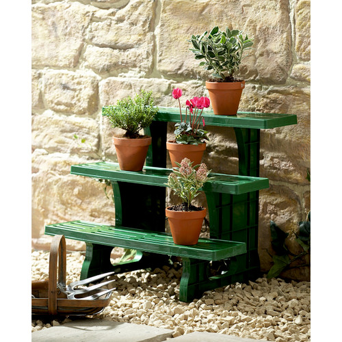 Garden Etagere Pot and Plant Stand