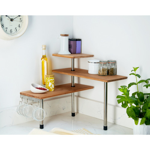 Kitchen Corner Etagere