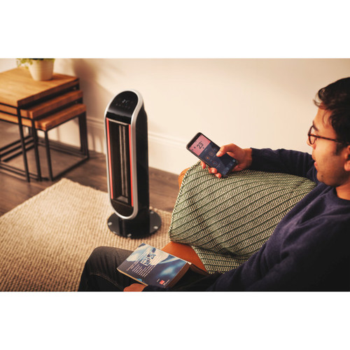 Dimplex® Maxi Hot and Cold Tower Heater or Fan - Black