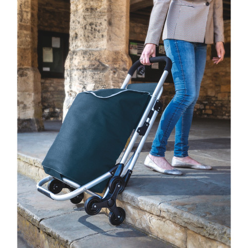 Bergman® 3-in-1 Shopping Trolley with Seat