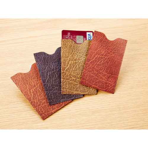 RFID Credit Card Sleeves - Set of 4