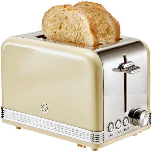 Swan Retro 2-slice Toaster