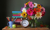 Back to School Time is the Perfect Opportunity to Say Thank You With Flowers from The Flowerloft
