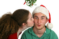 ​What is mistletoe and why do we kiss under it at Christmas?