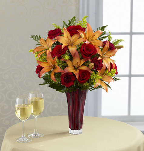 The Flowerloft's Autumn Splendor Bouquet