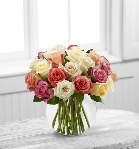 The FlowerLoft's Sundance Rose Bouquet