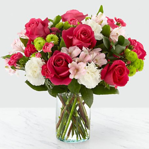 Sweet & Pretty Romance Bouquet