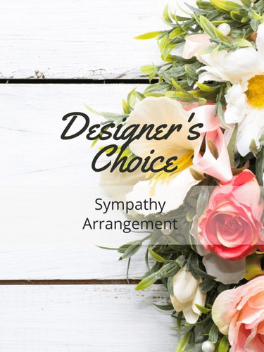 Designer's Choice Sympathy Arrangement