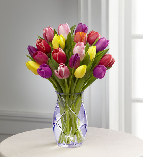 The Flowerloft's Spring Tulip Bouquet by Better Homes and Gardens