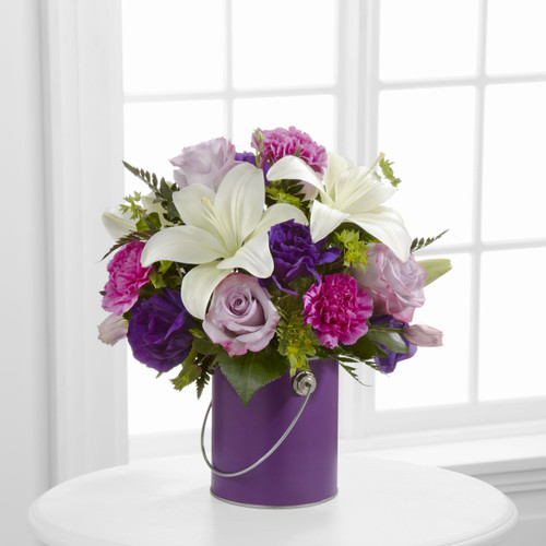 Color Your Day With Beauty Bouquet