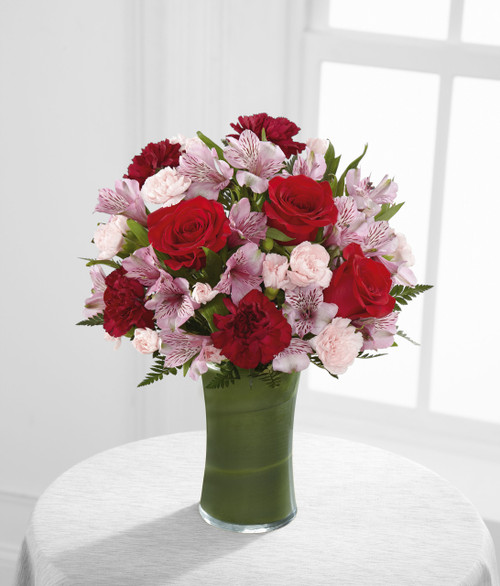 The FlowerLoft's Love In Bloom Bouquet