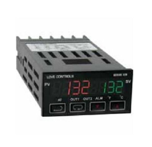 Dwyer Instruments 32B-33-LV 1/32 DIN TEMP CONT