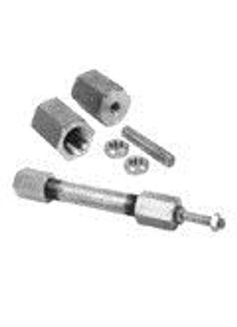 Siemens 333-030, Pneumatic Air Damper Accessory, AP331 SHAFT EXT KIT FOR #4,#6