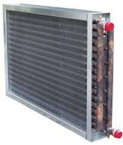 Magic Aire 375-451401-XXX, 180-BHW-6 - 6ROW CW/HW COIL