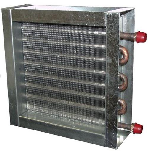 Magic Aire 375-485380-XXX, 4Row HW Heating Coil for 060-DU-AB