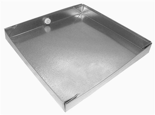 Magic Aire 073-551048-001, 48-HBA DRAINPAN - Galvanized